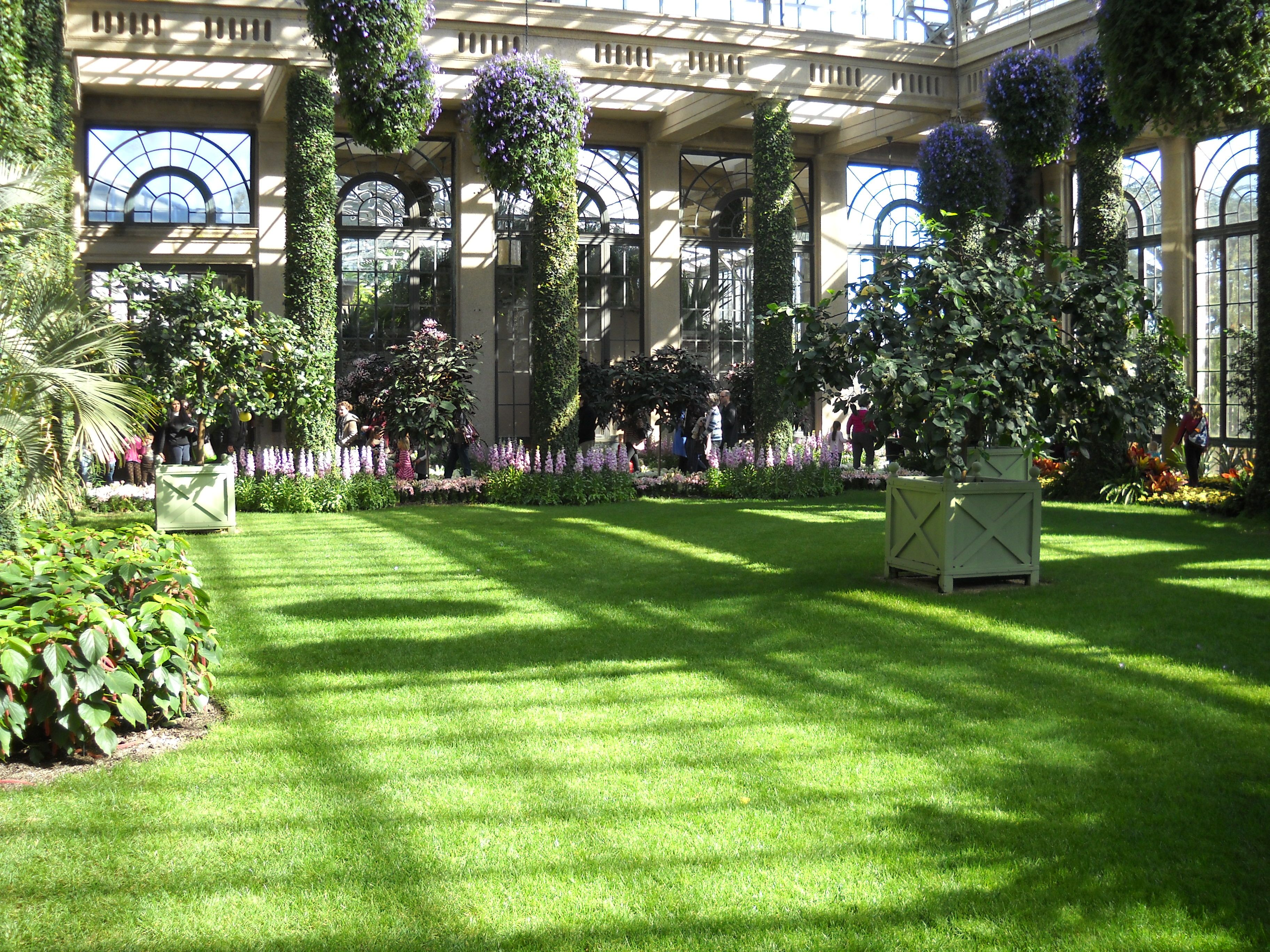Longwood Gardens Best Time To Visit