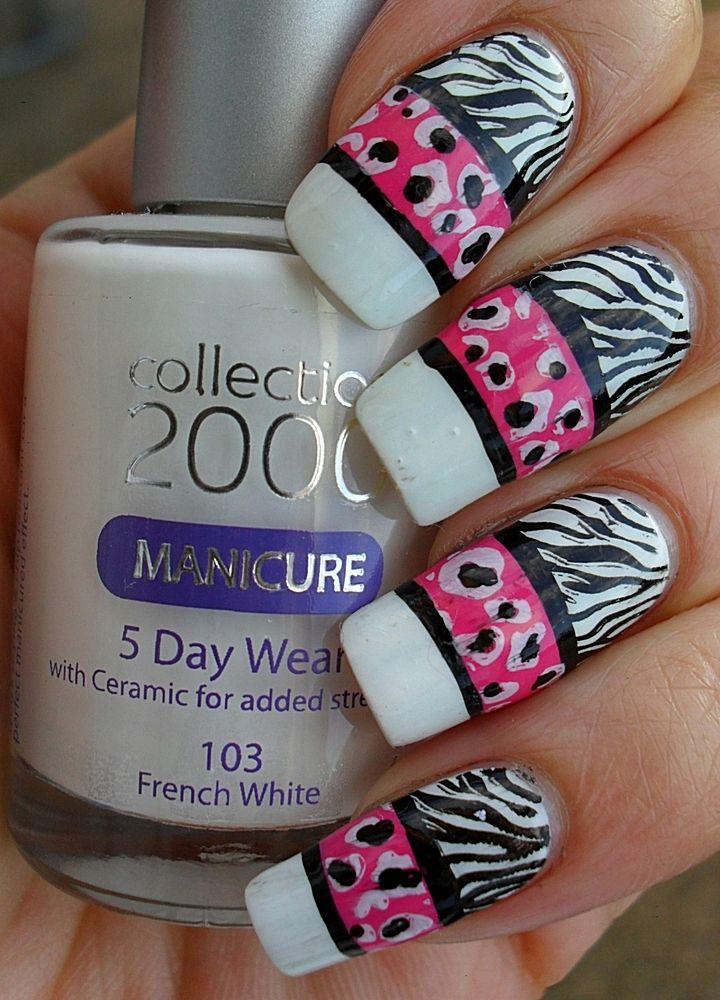 nail fever | Nail art | Pinterest | Nail nail, Fun nails and Mani pedi