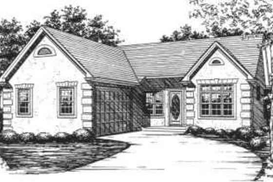 Plan #30-195 - Houseplans.com