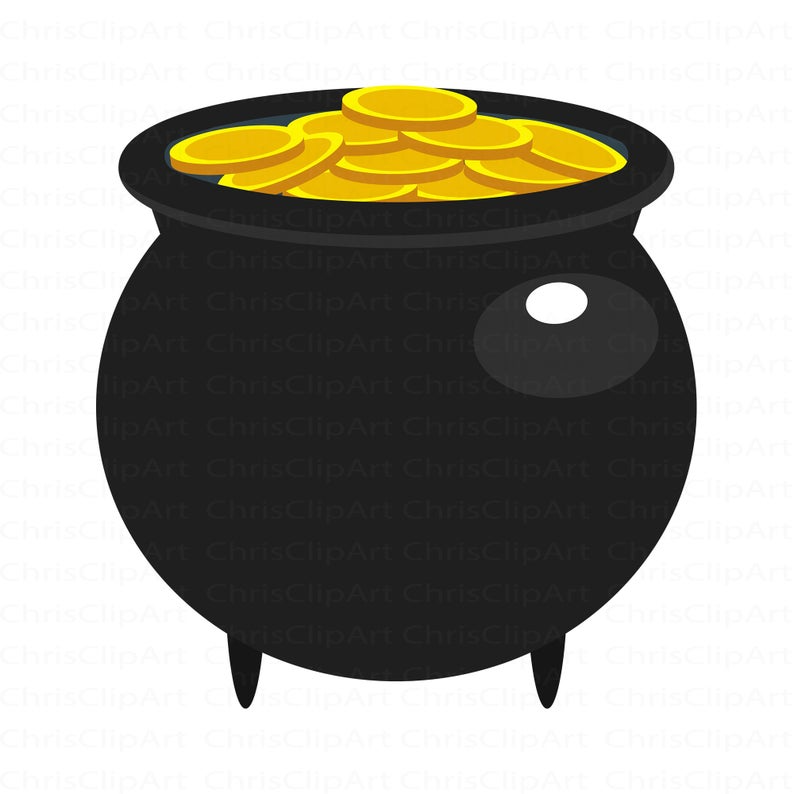 Pot Of Gold Svg Gold Clipart St Pats Svg Leprechaun Svg Etsy In 2021 Gold Clipart Leprechaun Clipart Pot Of Gold