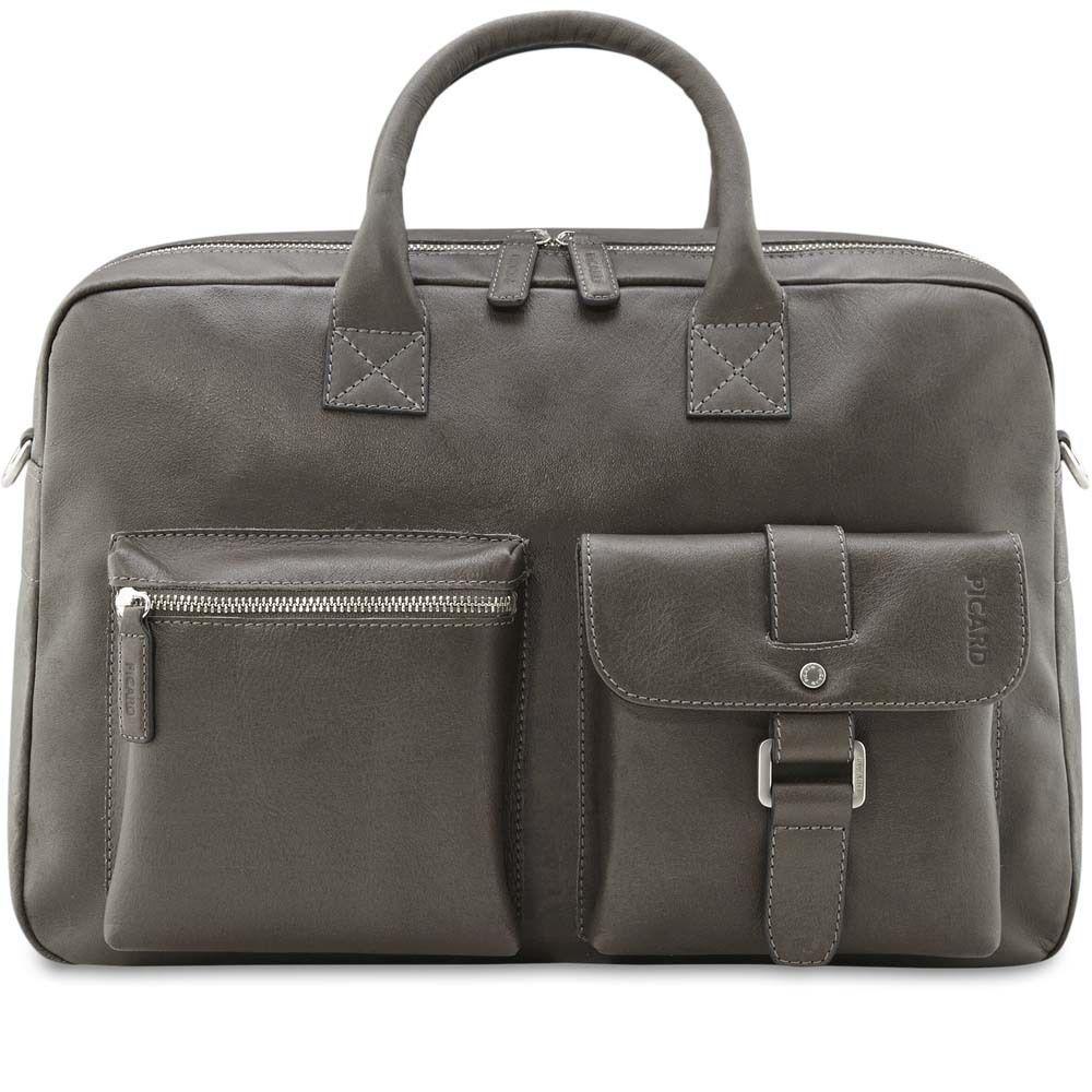 497a90113441a Aktenkoffer Herren Leder Handtasche Picard Buddy 4732 http   www.ebay.de