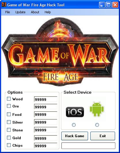 <b>Game of War</b> Fire Age Hack <b>Cheats</b> Tool <b>Game of War</b> Fire Age Hack is ...