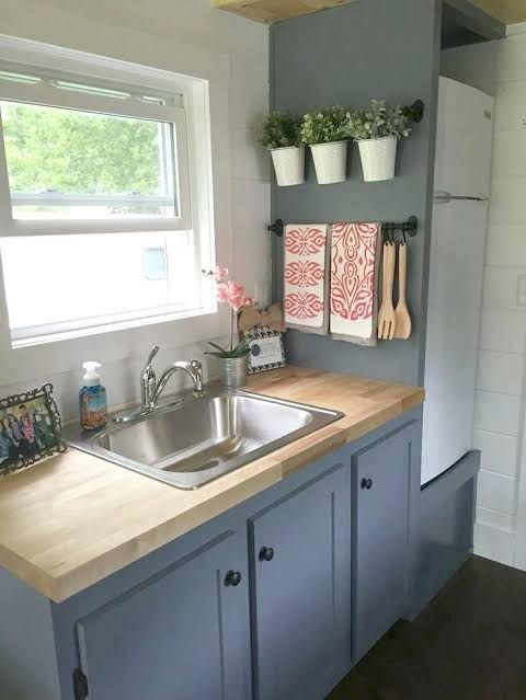Inspirational Small Kitchens For Studio Apartments Kitchen