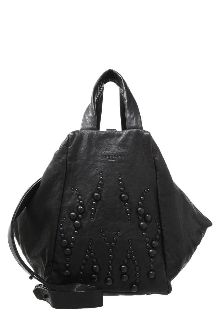 Bestill Liebeskind TODA - Shopping bag - ninja black for kr 2895,00 (14.11.16) med gratis frakt på Zalando.no