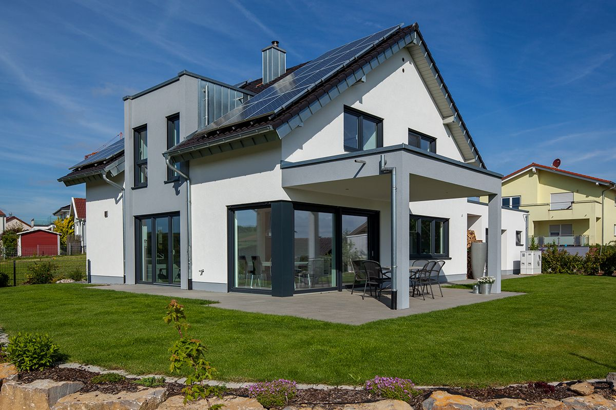 Haus Daume - Außenansicht | Häuser | Pinterest | Haus
