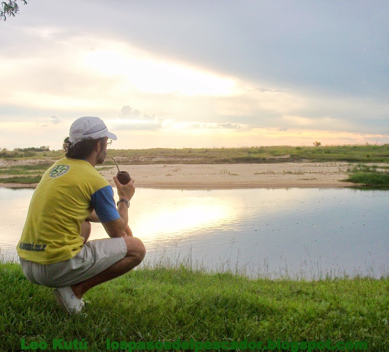 Los Pasos Del Pescador (Ñánde Corrientes porâ): ¿DELITO PENAL EN LA PESCA?