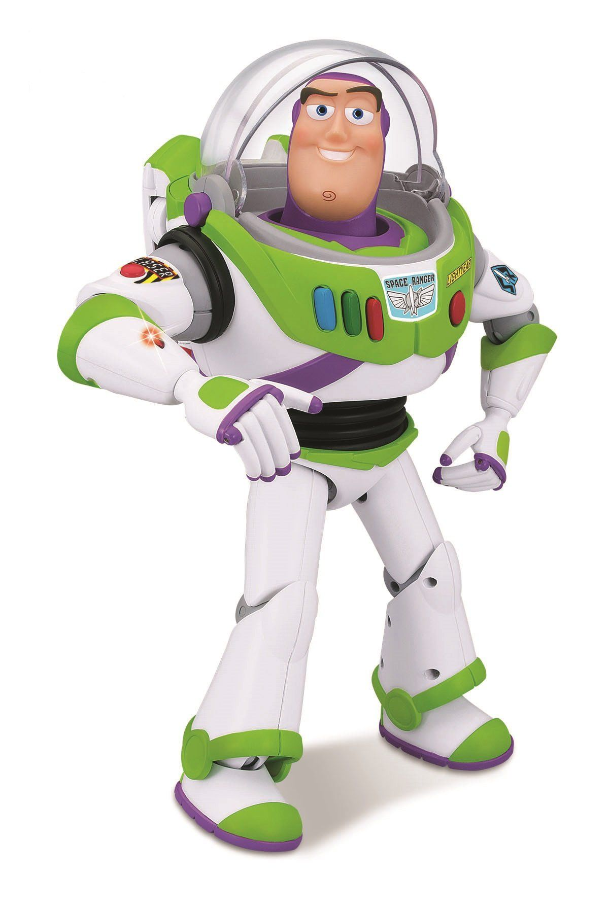 Transparent Buzz Lightyear