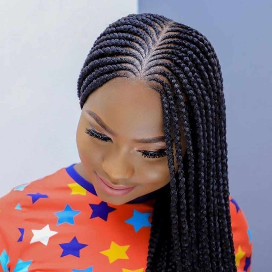 9 Selected Beautiful Braids to Try   African braids hairstyles ...