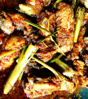 Hidup Berdikari Resepi Ayam Masak Serai Makanan