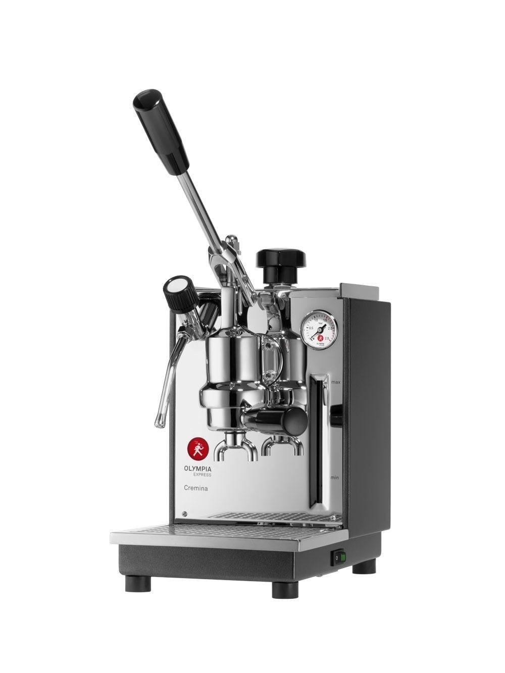 Olympia Cremina Espresso Machine Made In Switzerland Gray Details Can Be Found By Clicking On The Image With Images Espresso Machine Espresso