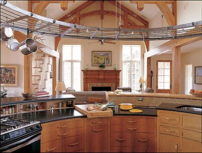 Kitchen Islands    More Solutions, More Photos   Fine Homebuilding Article