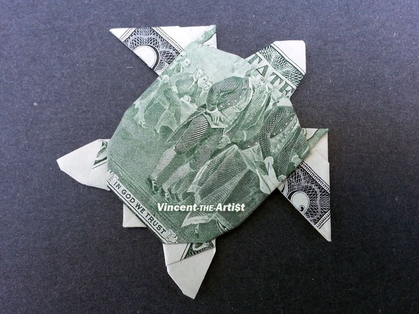 MOUSE RAT Money Origami Dollar Bill Cash and 50 similar items | 612x816