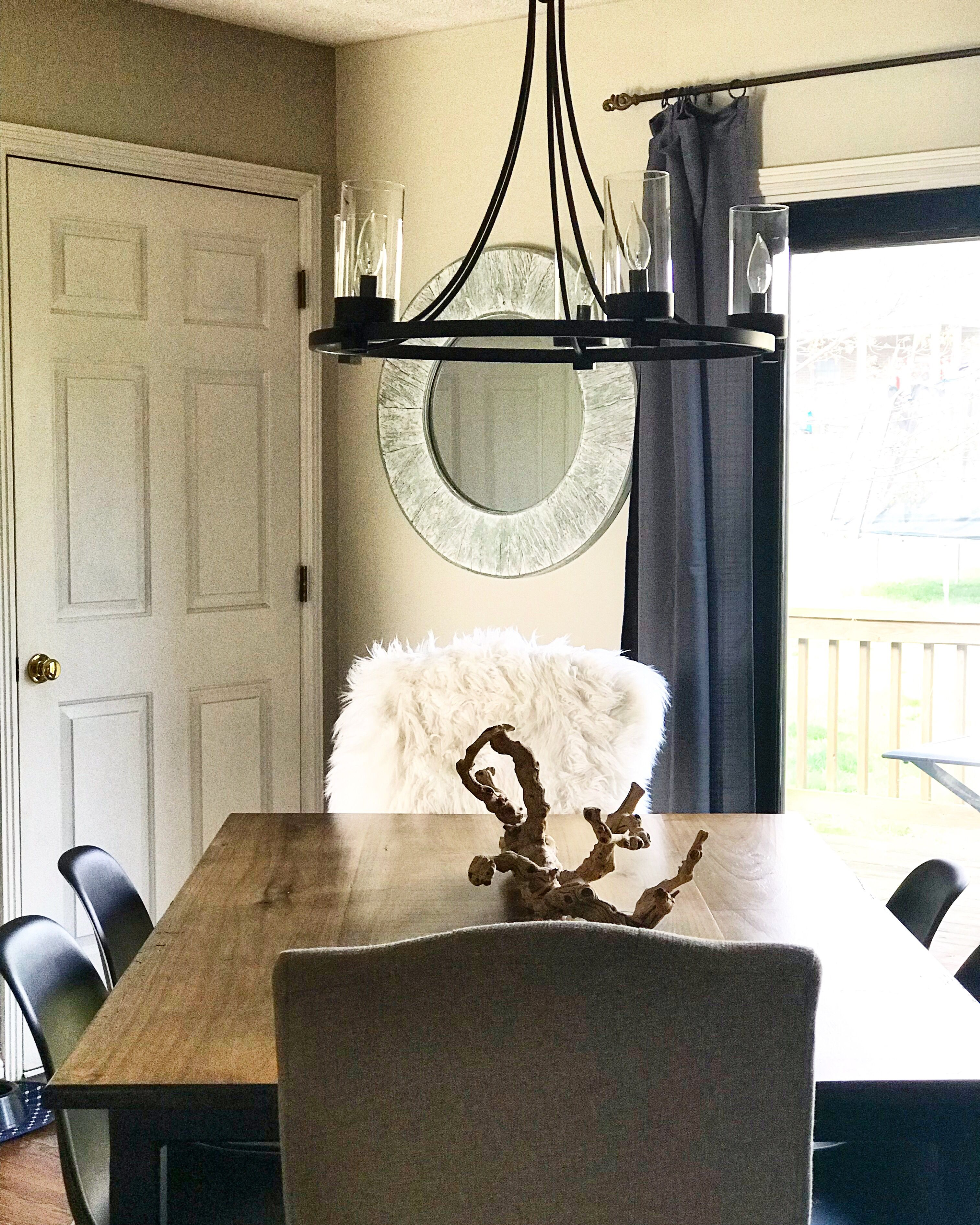 Casual Dining Room Wall Decor: Eclectic;boho;casual;dining In 2019