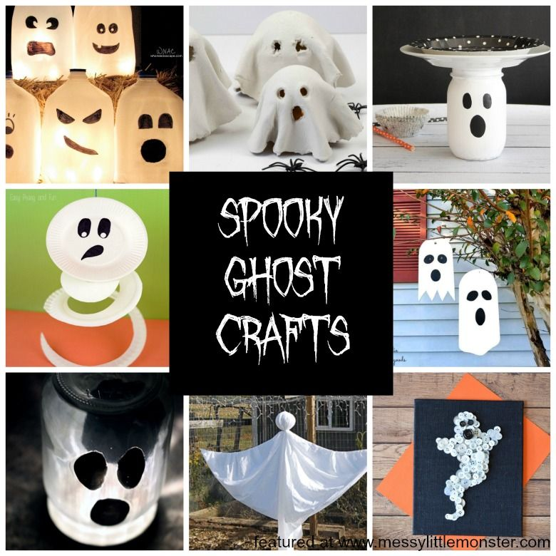 44++ Halloween ghost craft ideas for toddlers ideas in 2021