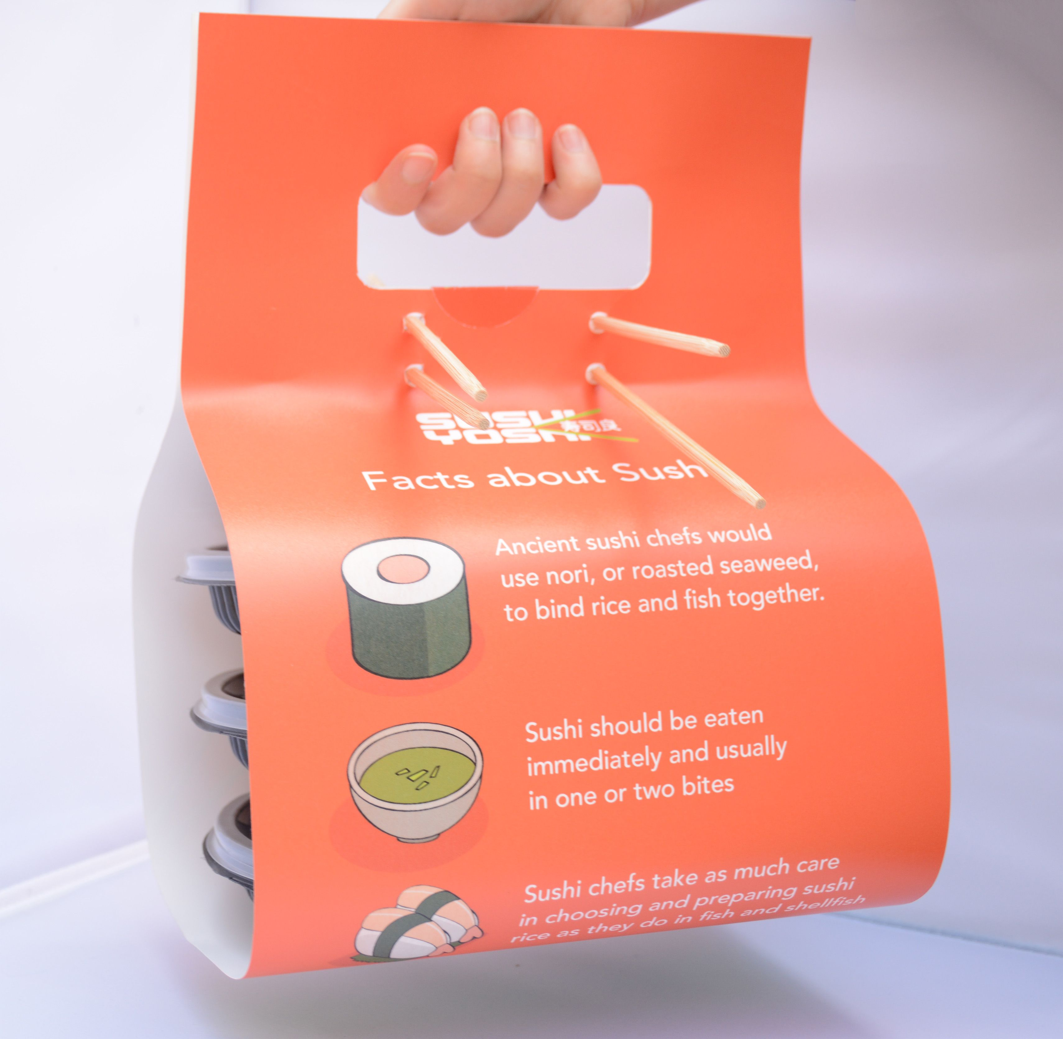 Confira este projeto do @Behance: \u201cSushi Yoshi [Menu, Packaging, Foodtruck]\u201d https://www.behance.net/gallery/47577747/Sushi-Yoshi-Menu-Packaging-Foodtruck