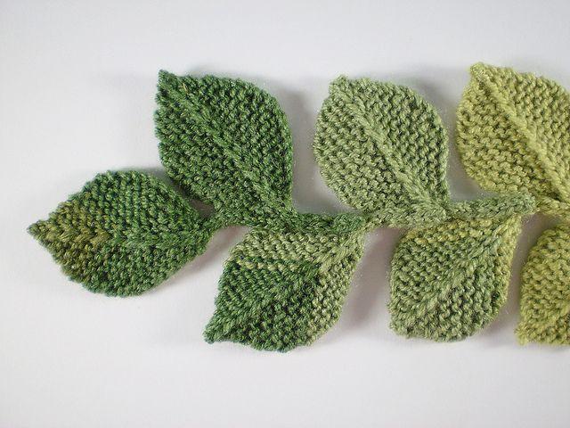 Woodland Wreath, Leaves by Frankie Brown. Leaf Garland 03 by ...