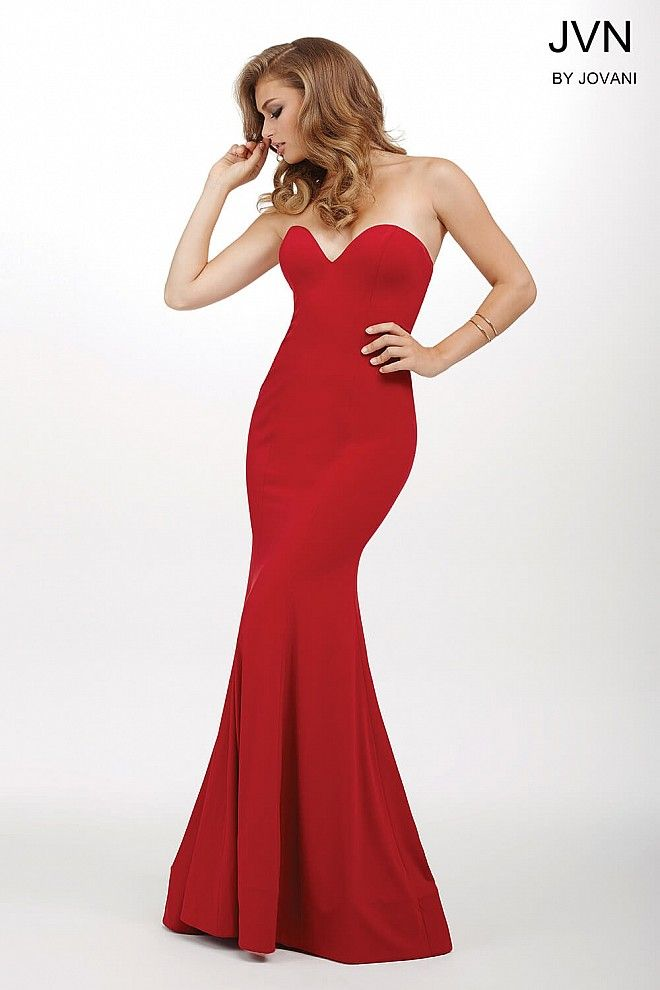 This Va Va Voom Red Dress Will Unleash Your Inner Jessica Rabbit