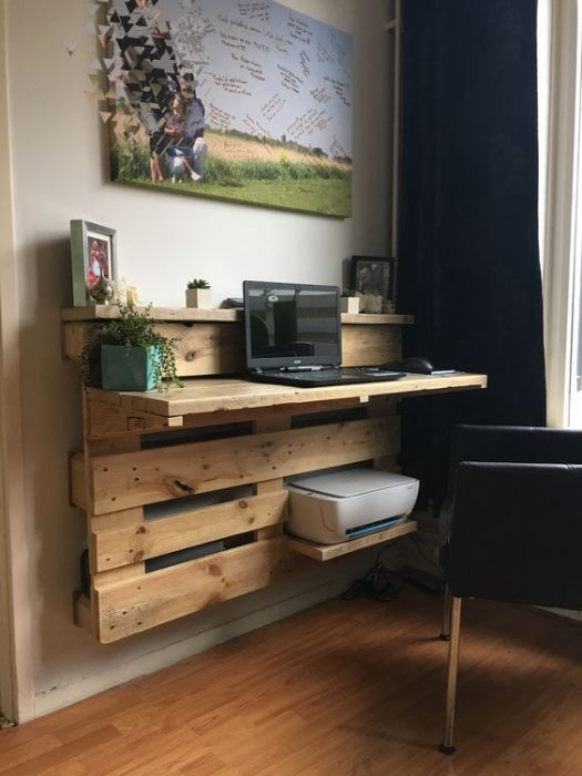 37+ Modern DIY Computer Desk Ideas for Your Home Office