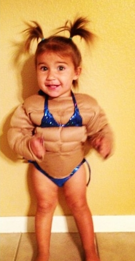 Inappropriate Baby Halloween Costumes.Pin On Little Kiddos