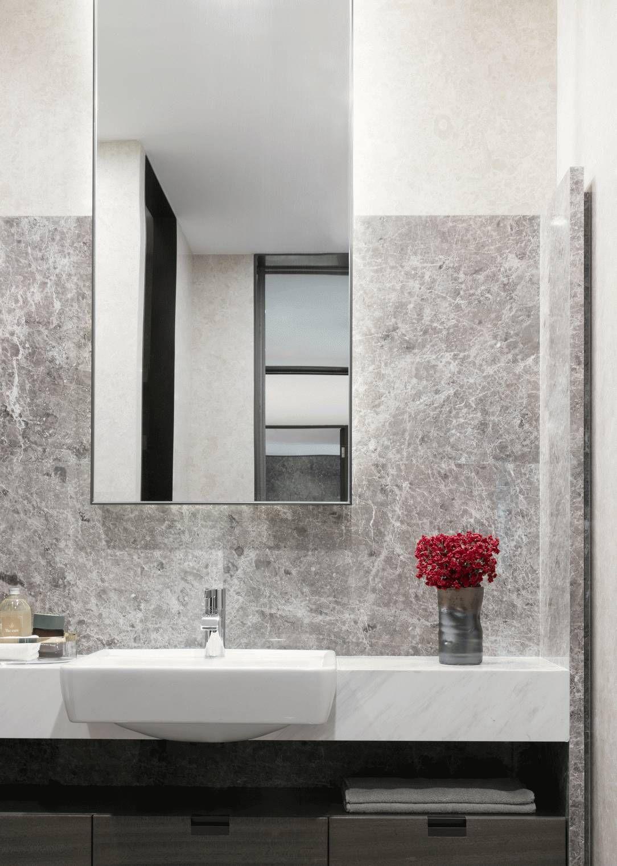Pin de carlos leroux en ba os ba os espejo con luces y espejos - Luces para espejos de bano ...
