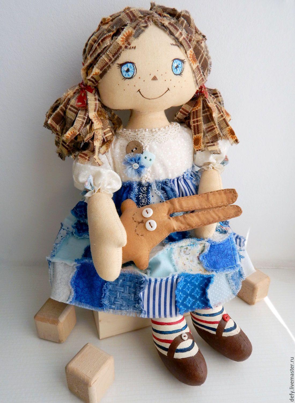 Выкройка к кукле реггеди энн фото 743