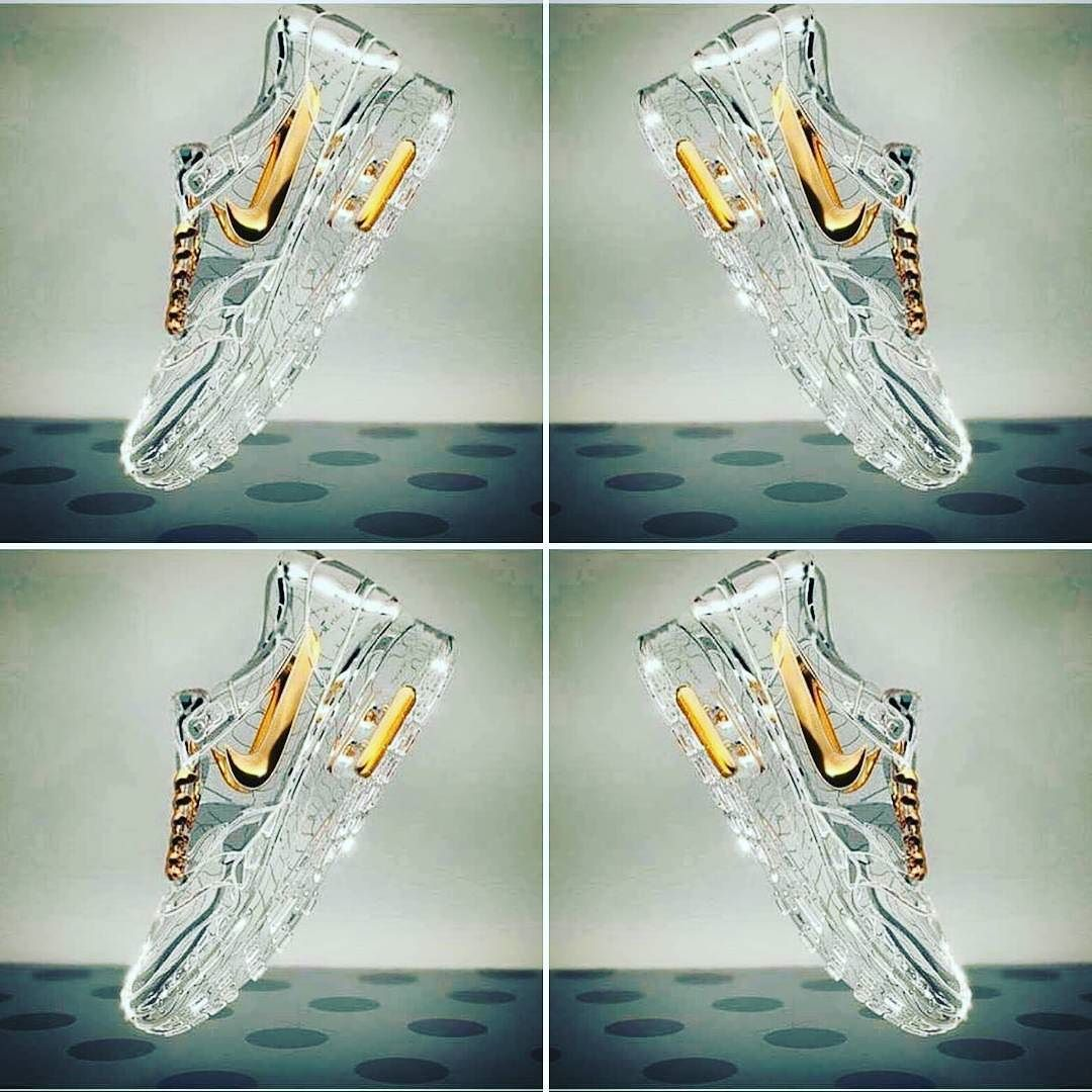 nike air max transparent gold Remise