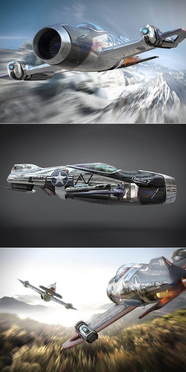 Обои sci-fi ww2 allied standard car, Matthias Develtere. Рендеринг foto 13
