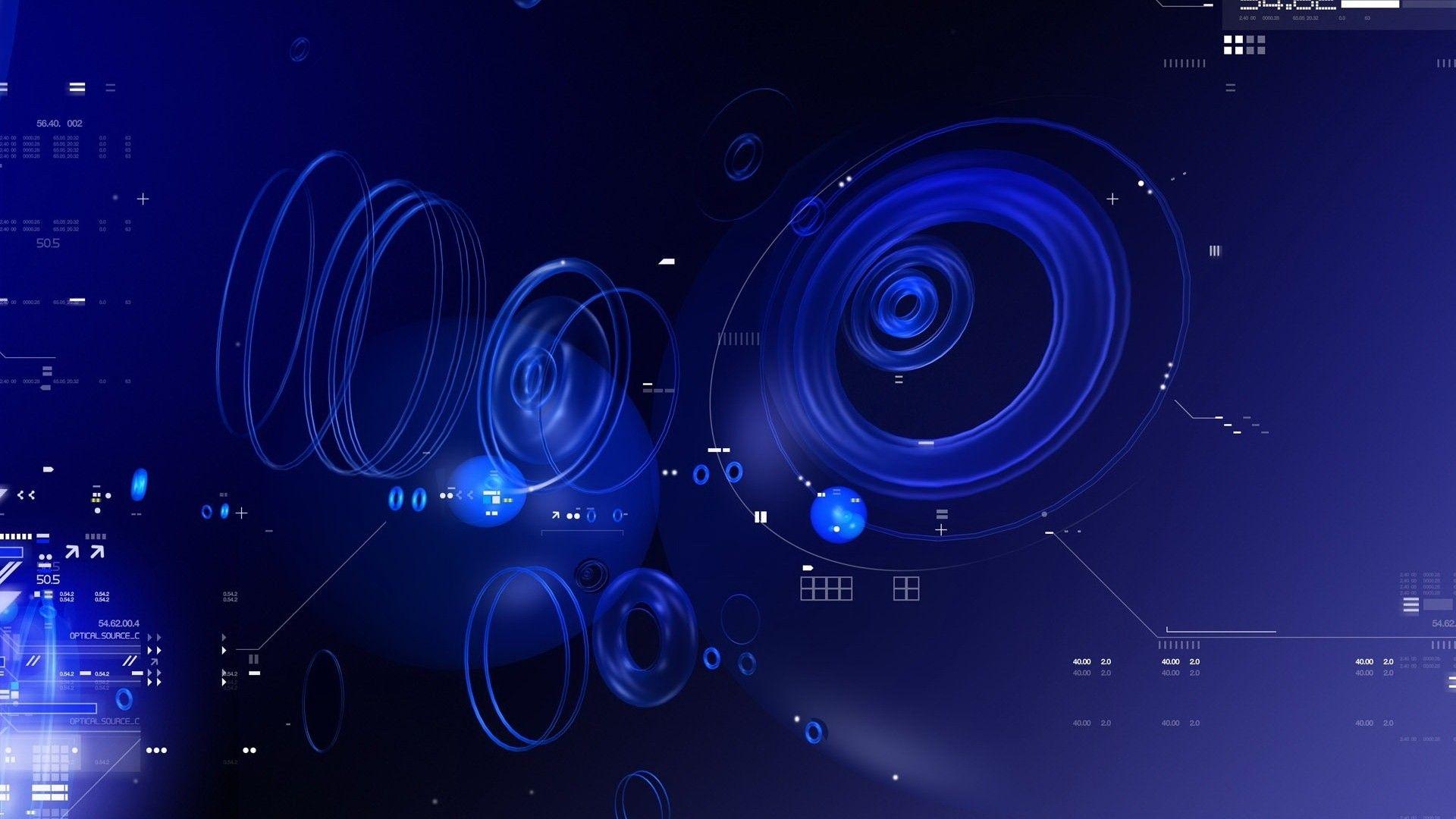 Blue Data 1920x1080 R Wallpapers Technology Wallpaper Android Wallpaper Blue Hi Tech Wallpaper