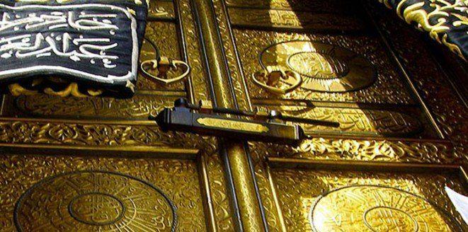 باب الكعبة في المسجد الحرام أكبر كتلة ذهبية في العالم Broadway Shows Places To Visit Visiting
