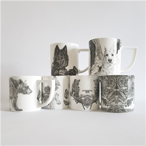 Bone China Gift Mug Set 20th Wedding Anniversary Mygiftgenie