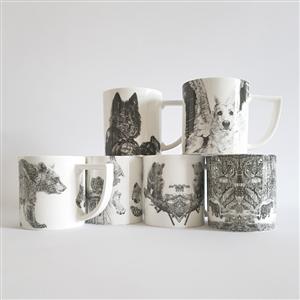 Bone China Gift Mug Set 20th Wedding Anniversary Mygiftgenie
