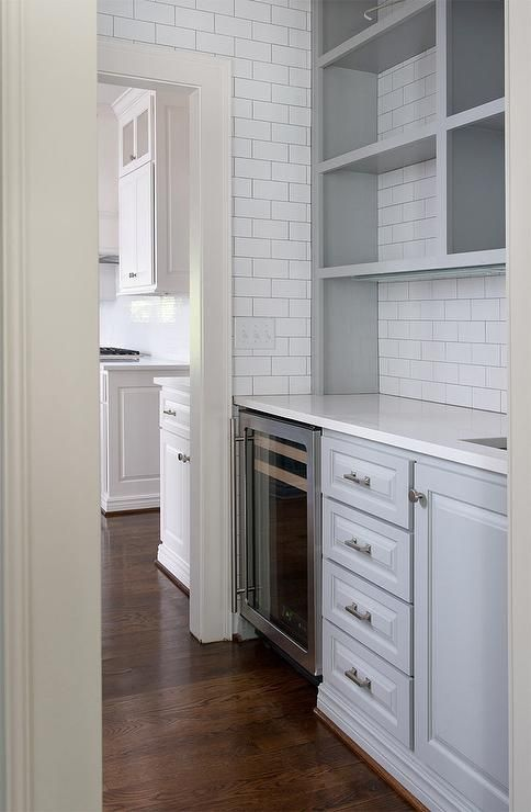 Best Gray Butler Pantry Cabinets With White Countertops 400 x 300