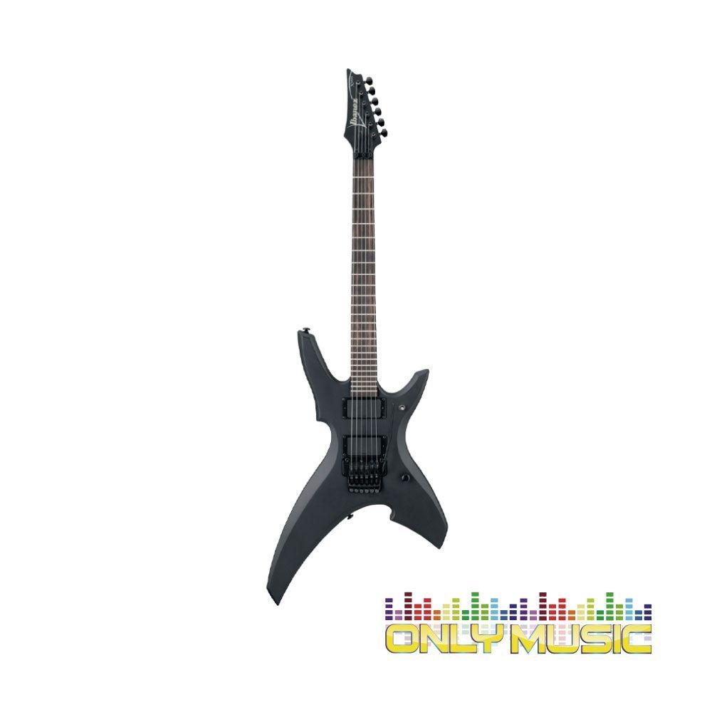 Guitarra Ibanez Eléctrica Falchion Negra   Guitarras Eléctricas ...