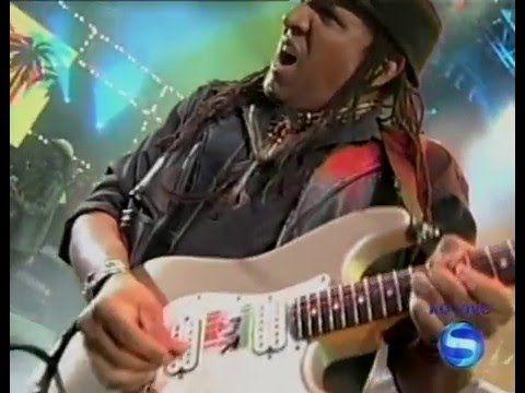 Burning Spear Live In Salvador Festival De Verao 2006 completo integra D...