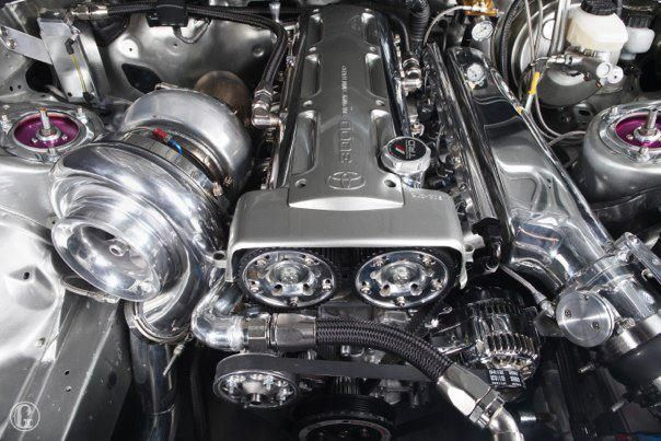 For Sale 1500HP Capable Setup  3 4 Stroker/Head/Turbo Kit