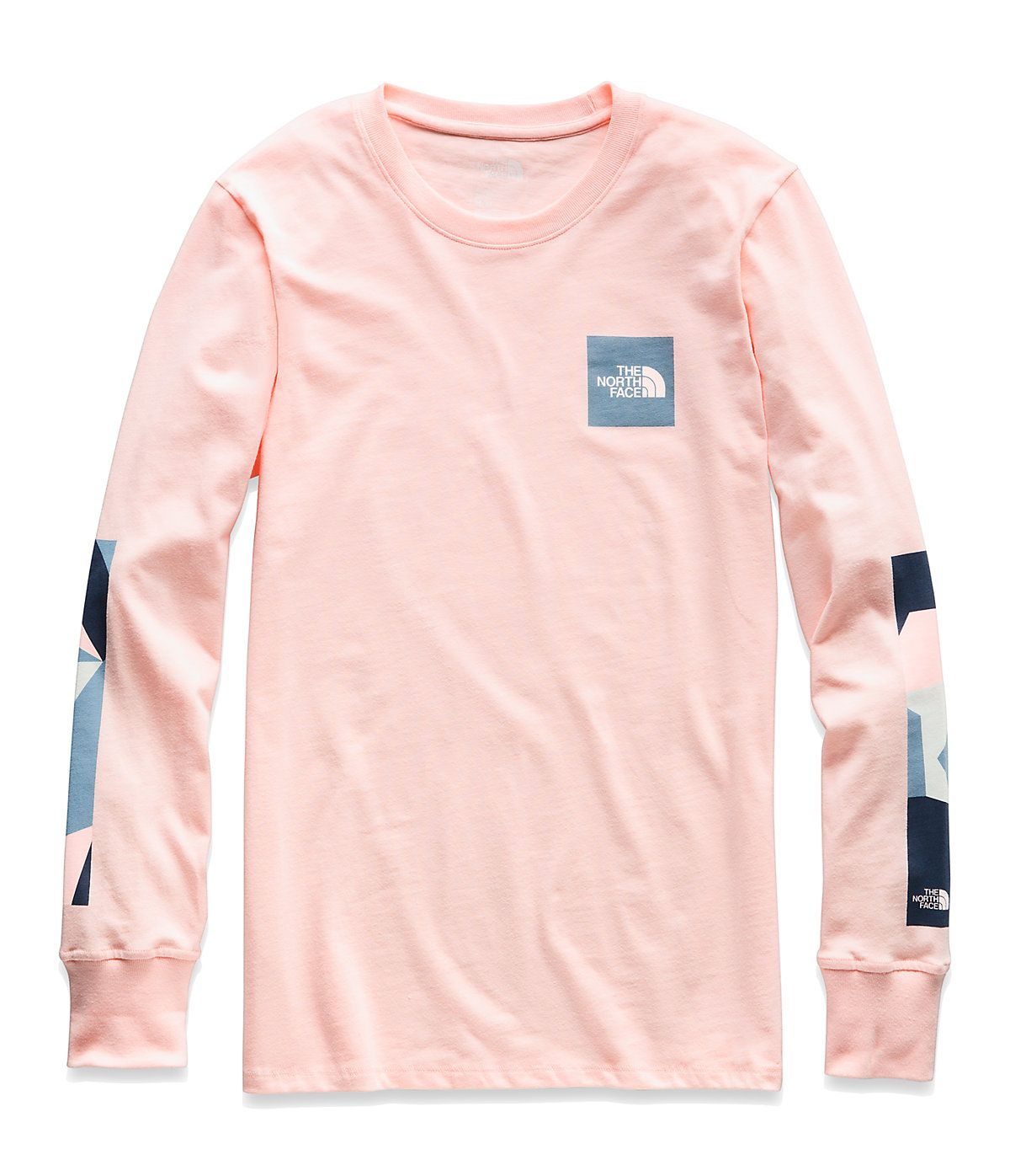 96219114b Women's L/S '92 Rage Heavyweight Tee in 2019 | Products | North face ...