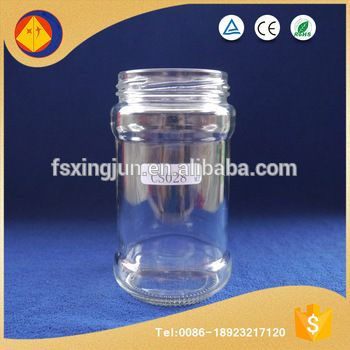 China New Products Customized Airtight Wide Mouth Large Round India