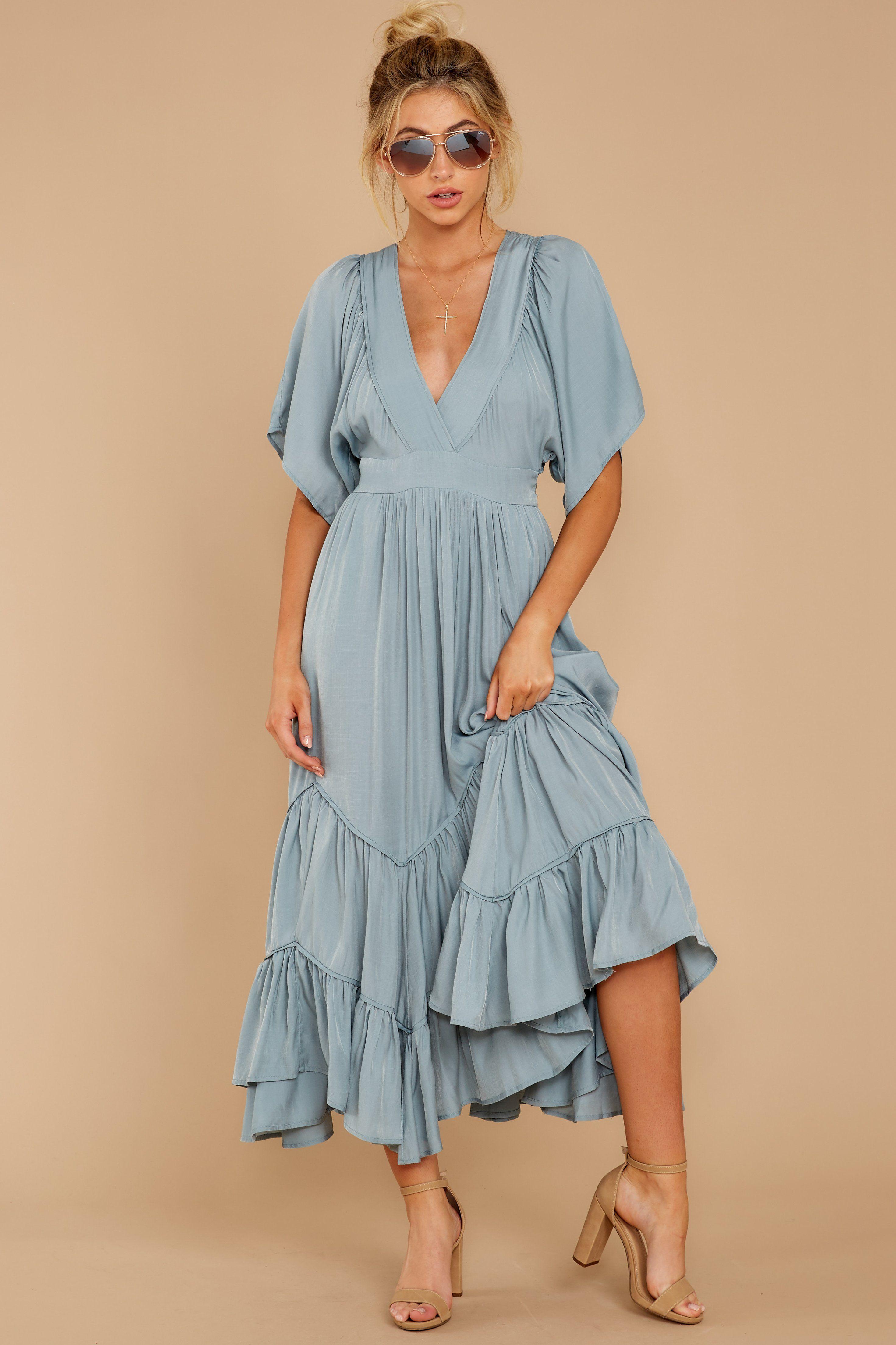 Elegant Blue Maxi Dress Short Sleeve Maxi Dress Dress 64 00 Red Dress Blue Midi Dress Casual Dresses Trendy Dresses Summer [ 4412 x 2941 Pixel ]