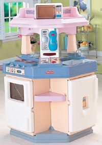 Fisher Price Kitchen Set. Another of my childhood dream toys. | My ...