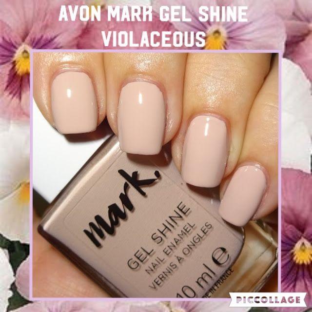 Wendy S Delights Avon Mark Gel Shine Nail Enamel Violaceous Avonuk Avonuk Avoncosmetics Avonnailpolish Avonnailenamel Neu Nails Shine Nails Avon Nails