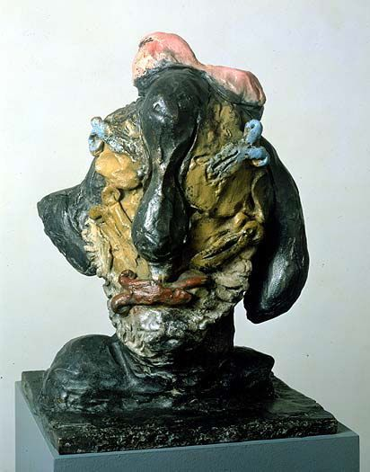Markus lupertz sculptures