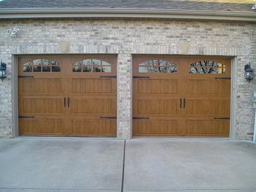 Exceptionnel Clopay Gallery Collection Steel Garage Door With Medium Oak Ultra Grain  Finish Installed By Thomas V. Giel Garage Doors. Www.clopaydoor.com.