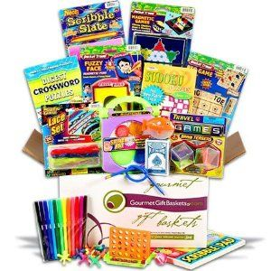 Activities Games And Puzzles Care Package Business Gifts Care