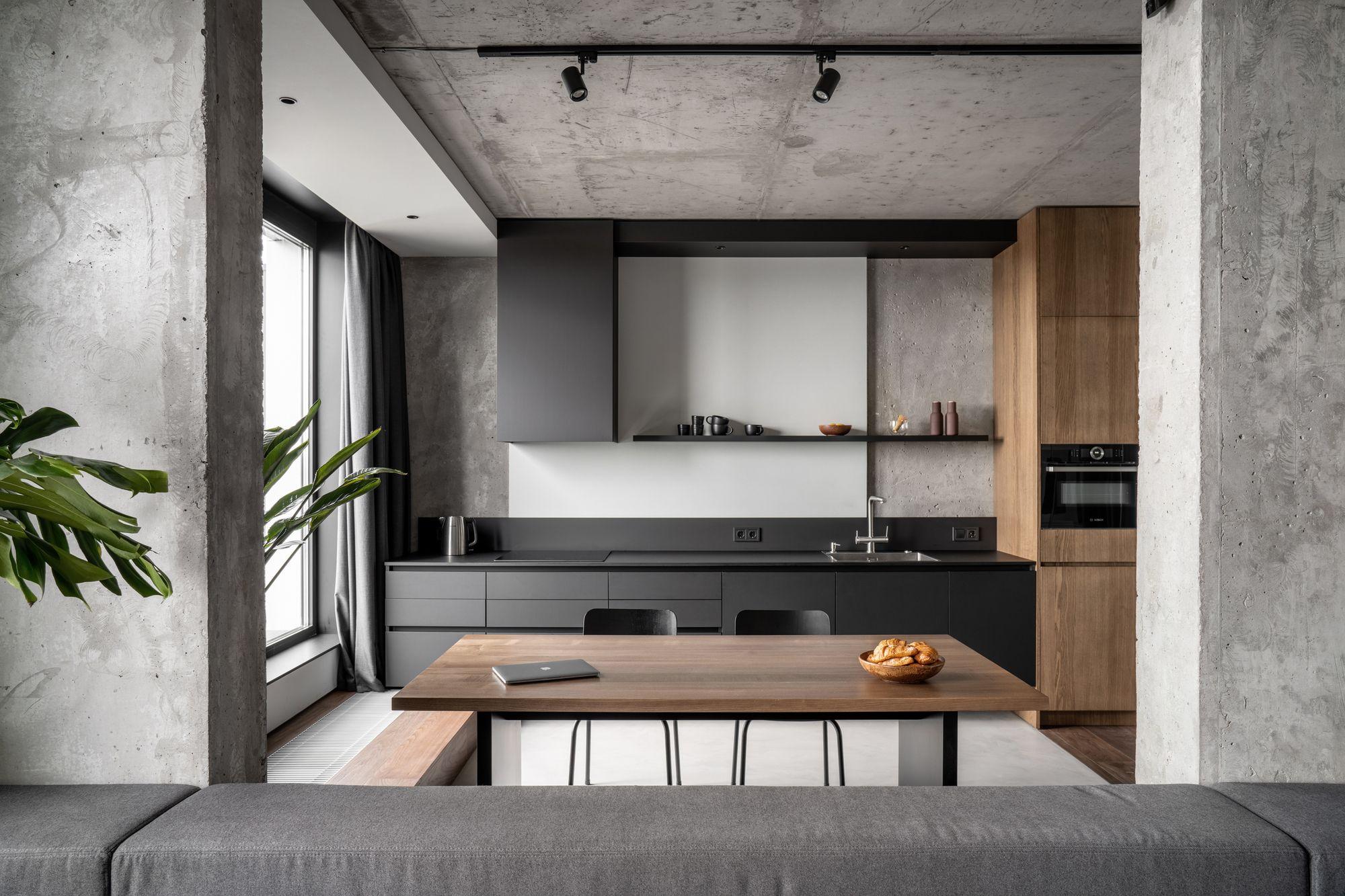 Rybalsky Apartment Fild Design Thinking Company Apartment Interior Design Apartment Interior Apartment Design