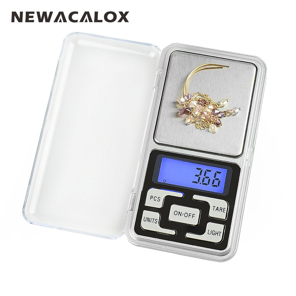 UK 0.01-500g Digital Electronic Pocket Gold Jewelry Weighing Coin Kitchen Scale