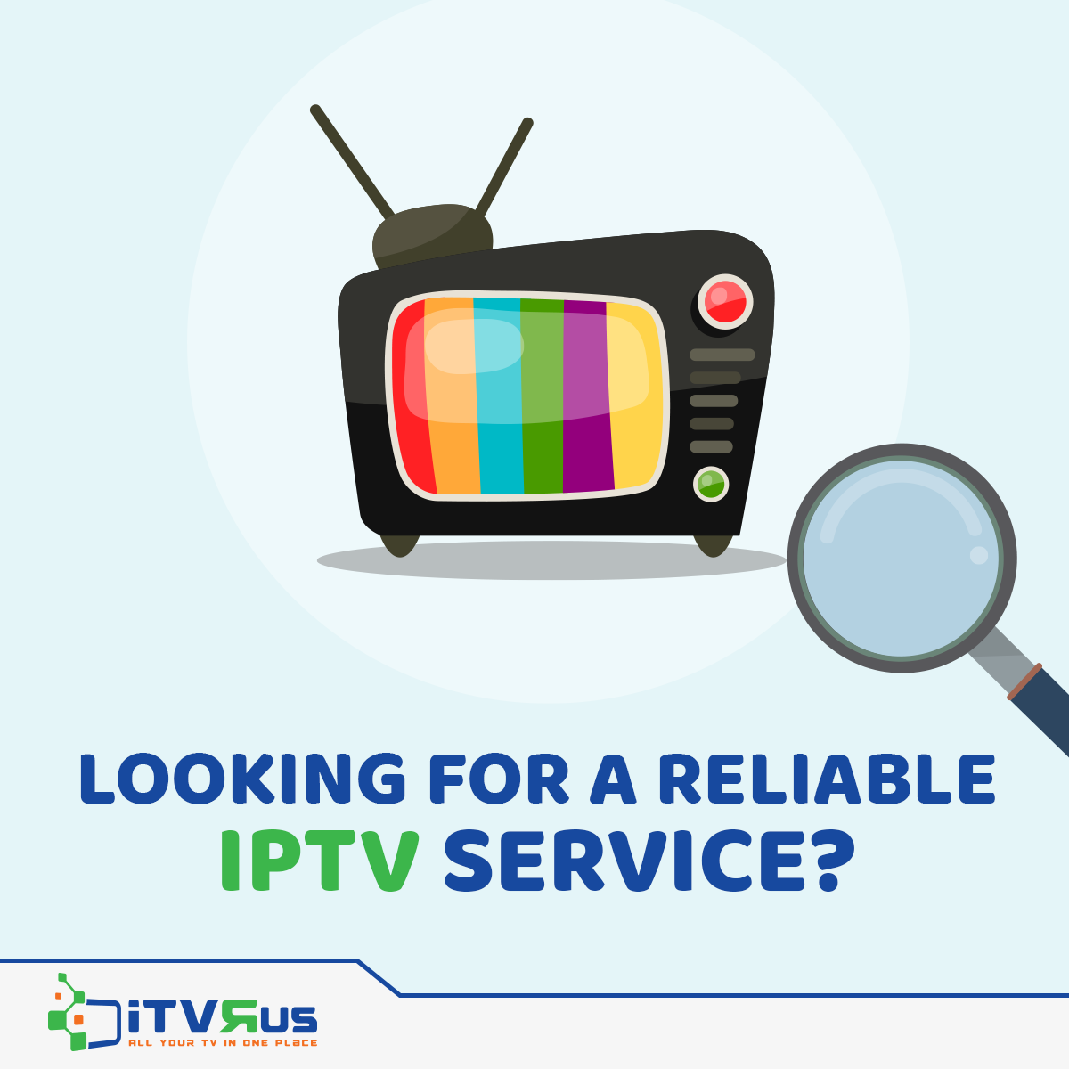 Stay Tuned for the Website! iptv itvrus flawlessiptv