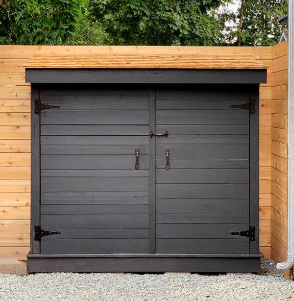 Backyard Storage, Storage Shed, Backyard