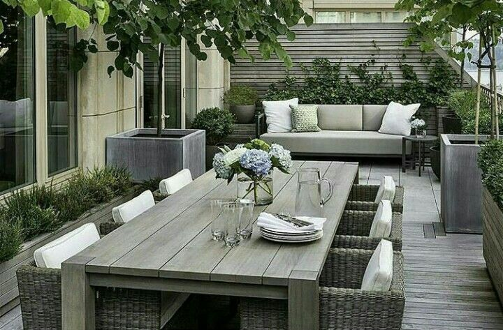 Idea for a little garden or varanda | outdoor | Pinterest | Gardens ...
