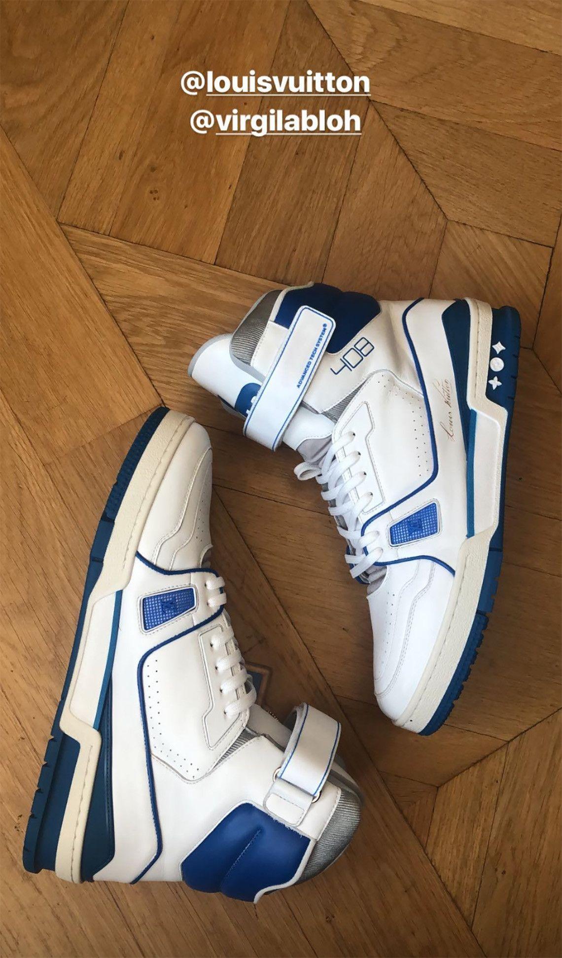 715fea1e3cc9 Virgil Abloh Louis Vuitton Sneaker Detailed Look | clothes | Virgil ...