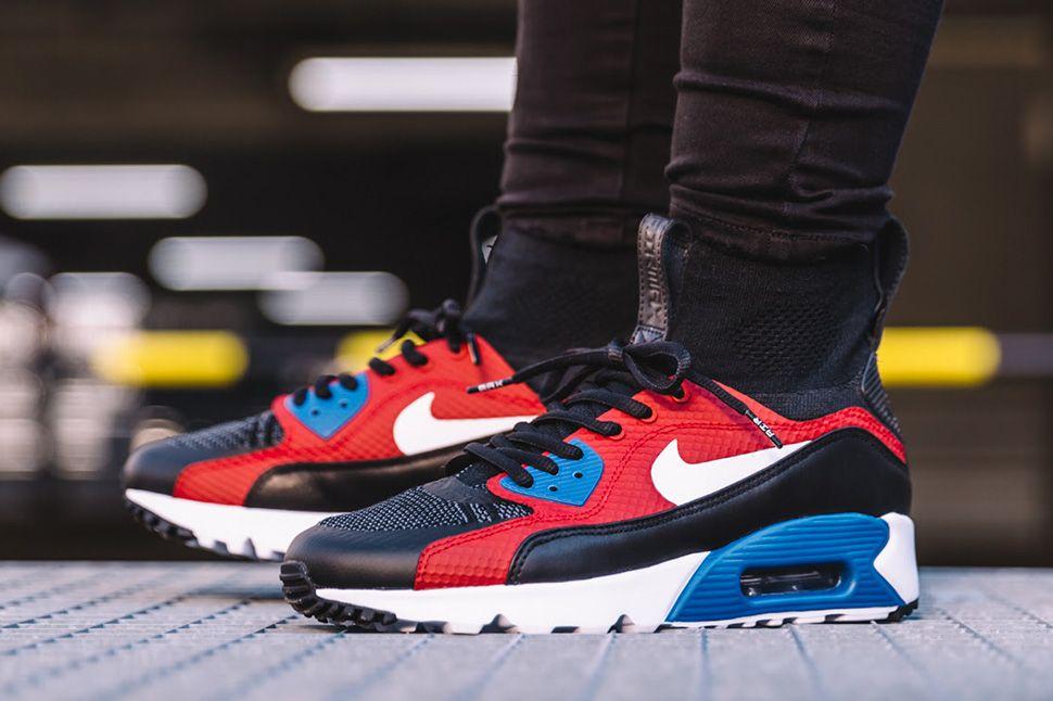 On Foot: Nike Air Max 90 Ultra Superfly T | Nike air max